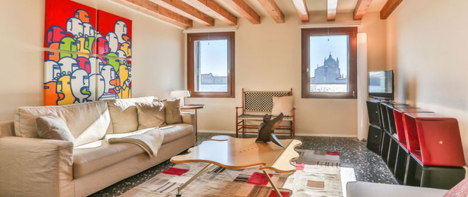 appartements location vacance venise