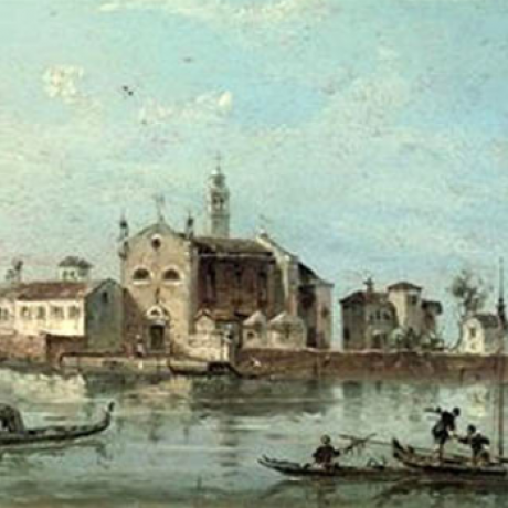 Venice, isle of Sant'Angelo