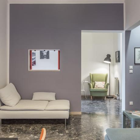Modern and quiet style at Ca' Isabella apartment