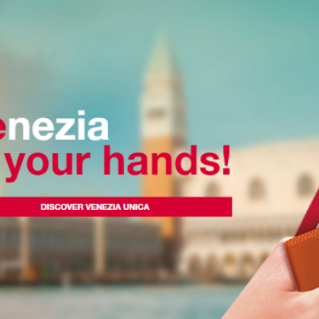 Get your Venezia Unica City Pass