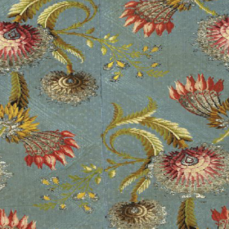 Magnificent example of typical Venetian fabrics