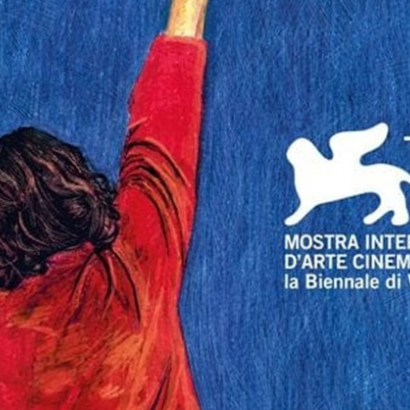 Official poster of the 73rd edition of the Venice international film festival
